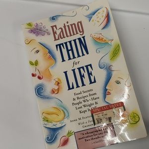 none Kitchen - EATING THIN FOR LIFE food secrets & recipes